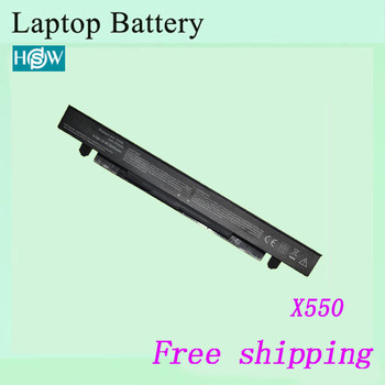 5200 mAh A41-X550A Аккумулятор для ноутбука ASUS A450 A450C A450CA A450CC A450L A450LA notebook battery